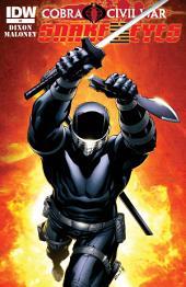 G.I. Joe: Snake Eyes 2011 #6