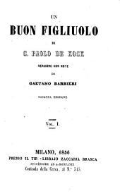 Un Buon Figliuolo di C. Paolo de Kock