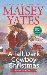 A Tall  Dark Cowboy Christmas Book