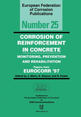 Corrosion of Reinforcement in Concrete (EFC 25)
