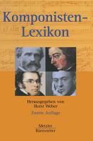 Komponisten Lexikon PDF