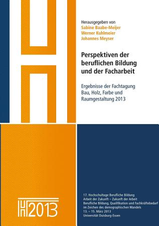 Perspektiven der beruflichen Bildung und der Facharbeit PDF