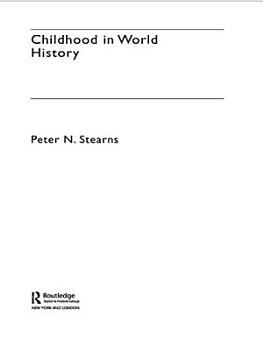 Childhood in World History PDF