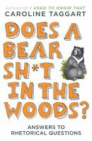 Does a Bear Sh t in the Woods  PDF