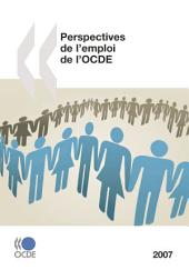 Perspectives de l'emploi de l'OCDE 2007