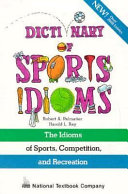 Dictionary of Sports Idioms PDF