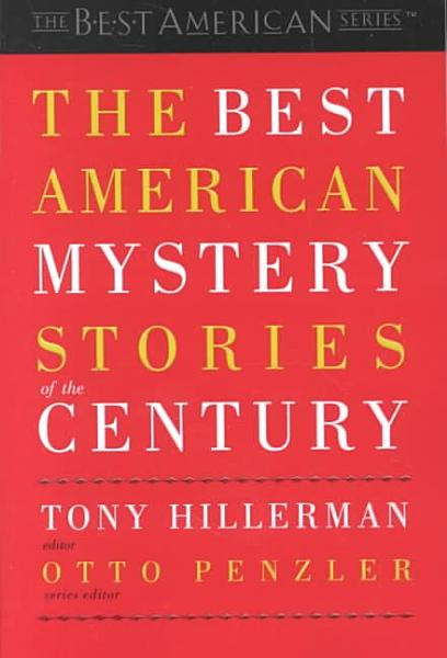Download The Best American Mystery Stories of the Century Book