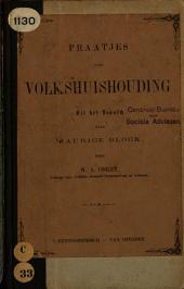 Praatjes over volkshuishouding: Volume 1