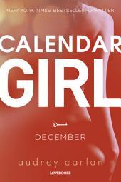 Calendar Girl: December: Bind 12