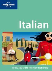 Lonely Planet Italian Phrasebook & Audio
