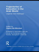 Trajectories of Education in the Arab World