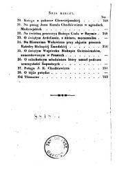 Poezje księdza Macieja Kazimierza Sarbiewskiego