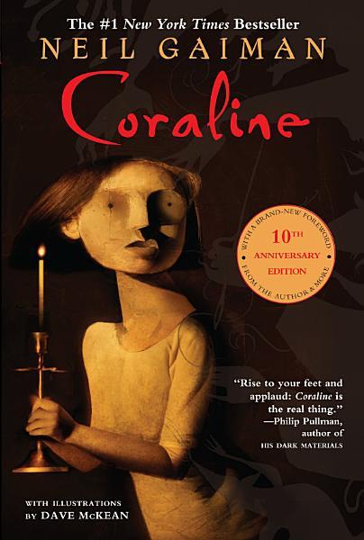 Download Coraline 10th Anniversary Edition Book