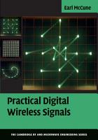 Practical Digital Wireless Signals PDF