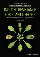 Induced Resistance for Plant Defense PDF