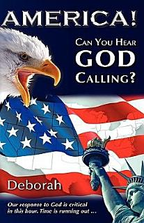 America  Can You Hear God Calling  Book