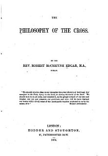 The Philosophy of the Cross Book