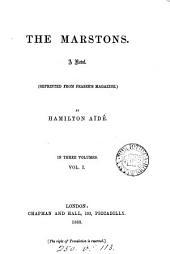 The Marstons: Volume 1