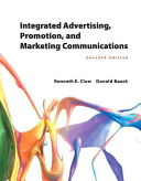 Integrated Advertising  Promotion  and Marketing Communications Plus Mymarketinglab with Pearson Etext    Access Card Package PDF