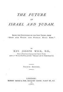 The Future of Israel and Judah PDF