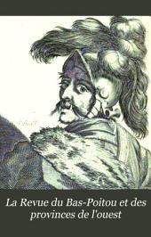 La Revue du Bas-Poitou et des provinces de l'ouest