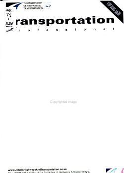Transportation Professional PDF