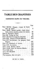 Le Robinson suisse, ou, Journal d'un père de famille naufragé avec ses enfans: Volume5