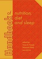 Handbook of nutrition  diet and sleep PDF
