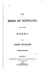 The Birds of Scotland: With Other Poems