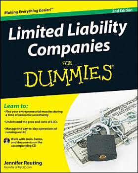 Limited Liability Companies For Dummies PDF