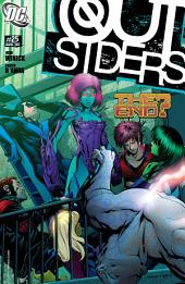 Outsiders (2003-) #25