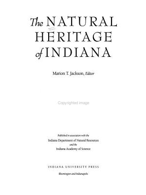 The Natural Heritage of Indiana PDF