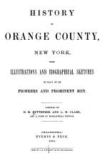 History of Orange County, New York