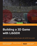Building a 3D Game with LibGDX PDF