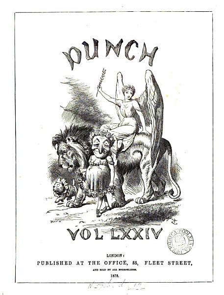 Download Punch  Or  The London Charivari Book