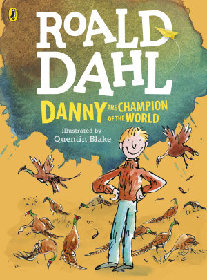 Danny  the Champion of the World  colour edition