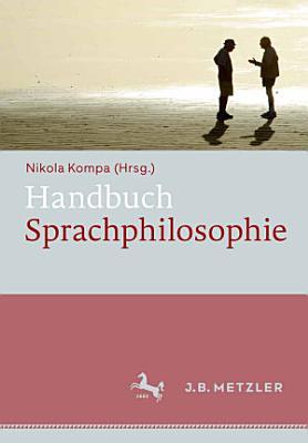 Handbuch Sprachphilosophie PDF