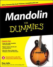 Mandolin For Dummies PDF