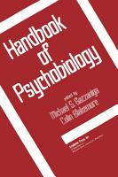 Handbook of Psychobiology PDF