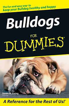 Bulldogs For Dummies PDF
