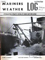 Mariners Weather Log