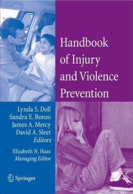 Handbook of Injury and Violence Prevention PDF