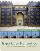 Experience Humanities Volume 1