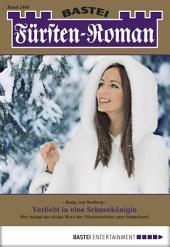 Fürsten-Roman - Folge 2460: Verliebt in eine Schneekönigin
