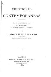 Cuestiones contemporáneas