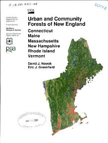 Urban and Community Forests of New England PDF