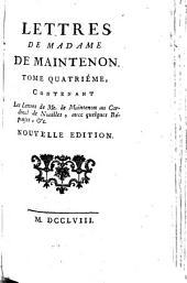 Lettres: Volume4