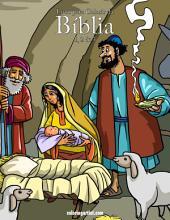 Livro para Colorir da Bíblia 1, 2 & 3