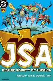 JSA (1999-) #1