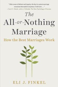 The All or Nothing Marriage Book